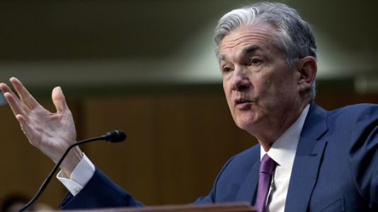 Fed's Powell Says A Long Trade War Could Hurt U.S. Economy