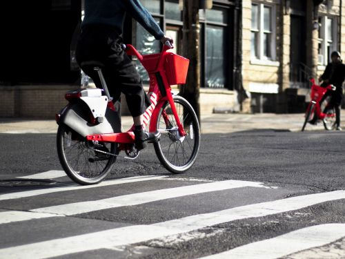 Uber's bike and scooter company appears to be expanding around the world ahead of its IPO