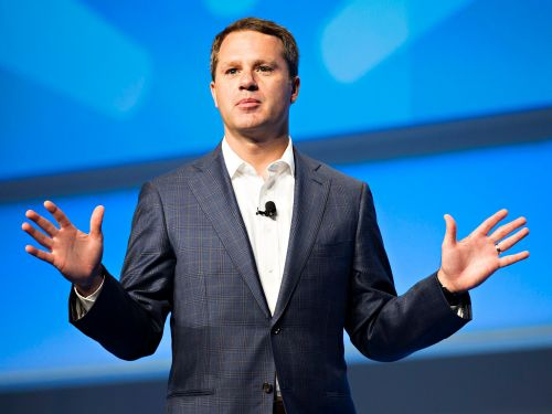 Walmart CEO Doug McMillon just released his annual letter to shareholders - read it here