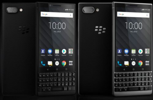 TCL announces BlackBerry Key2 with dual cameras, Firefox Focus, and Speed Key