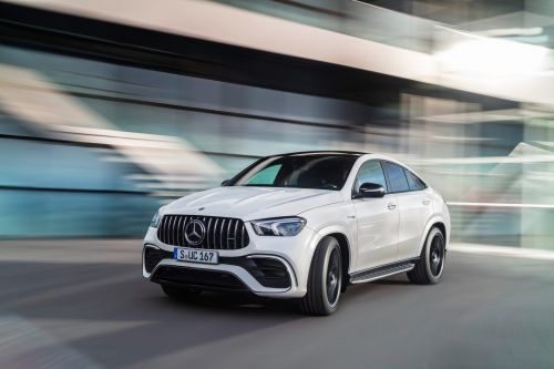 Mercedes-AMG's new GLE 63 S Coupe has 603 horsepower and sports-car acceleration numbers - here's everything you need to know about the ultra-quick SUV