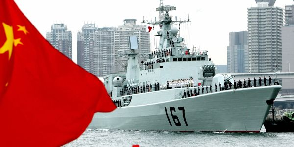 This new Defense Department map shows how China says one thing and does another with its military operations at sea