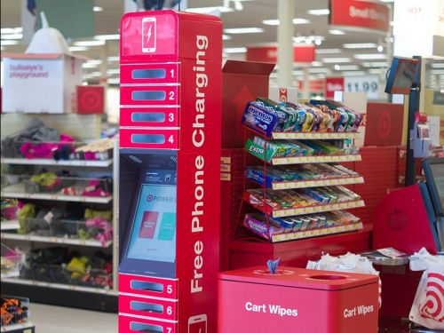 Companies like Target and Gap are fixing one of iPhone-obsessed customers' most annoying thing about shopping in stores