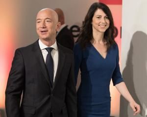 Dear MacKenzie Bezos: You're rich. You're free. Now what?