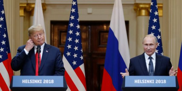 Putin just confirmed he wanted Trump to win the 2016 election