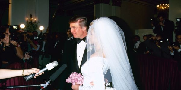 Trump has been married 3 times - here's what we know about his prenups