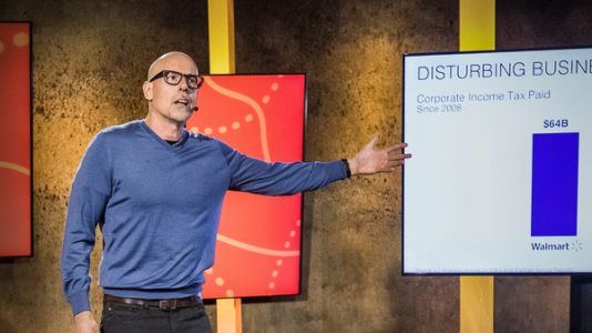 Scott Galloway: Have We Let The Tech Giants Monopolize More Than The Economy?