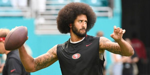 Colin Kaepernick's lawyer says 2 teams have shown interest in signing the QB, and hints they are the Patriots and Raiders