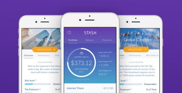 Investing app Stash partners with Green Dot to expand into banking