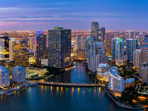 Inside Miami's red-hot real-estate market, fueled by finance and tech transplants from both coasts