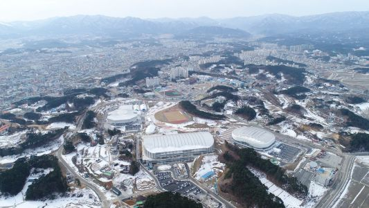 South Korea spent over $1 billion on these mega-venues for the 2018 Winter Olympics - take a look