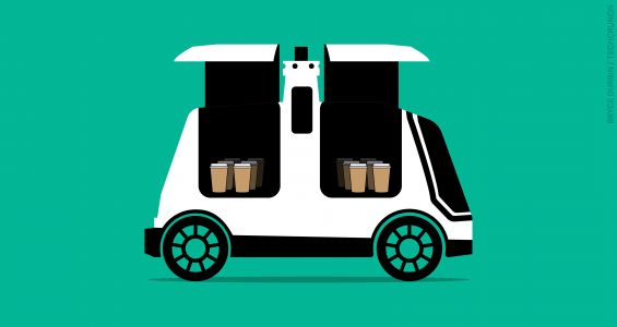 Transportation weekly: Nuro dreams of autonomous lattes, what is a metamaterial, Volvo takes the wheel