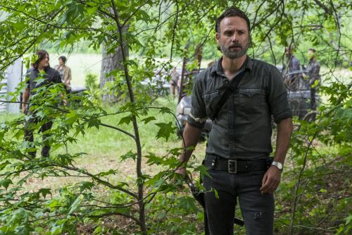 'The Walking Dead' season 8 premiere director answers every question you have after Sunday's action-packed episode