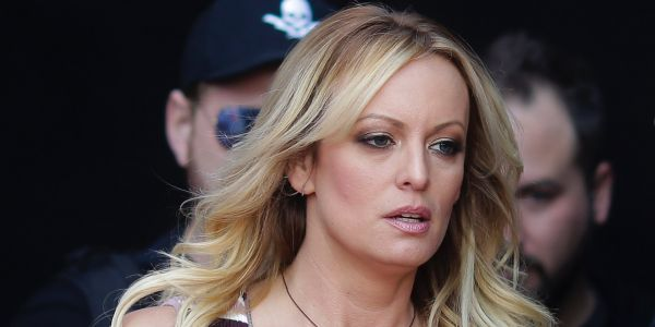 Trump calls Stormy Daniels 'Horseface' after a federal judge dismissed her lawsuit against him