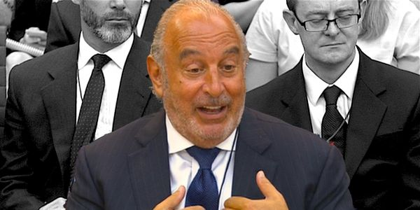 Sir Philip Green calls MPs 'a complete bunch of old w*****s' - and denies any responsibility for BHS collapse