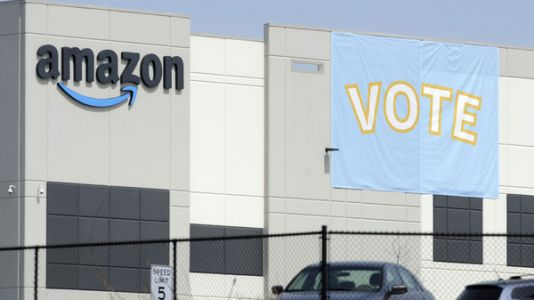 Why Is The Amazon Union Vote Count Taking So Long?
