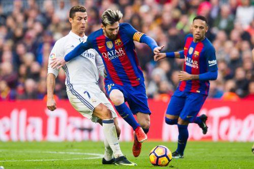 We analysed who the better big-game player is, Cristiano Ronaldo or Lionel Messi - and the stats show the winner is clear