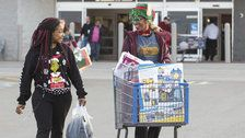 Retail Sector Enjoys Best Holiday Season In 6 Years As Shoppers Spend Up A Storm