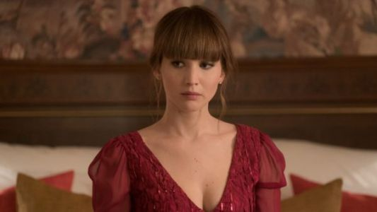 FIlm Review: Red Sparrow