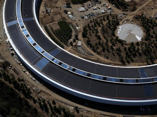 Apple is reportedly arguing that buildings at its headquarters are worth just $200 to reduce its tax bill
