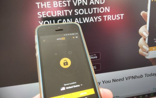 Pornhub launches VPNhub, its own virtual private network app