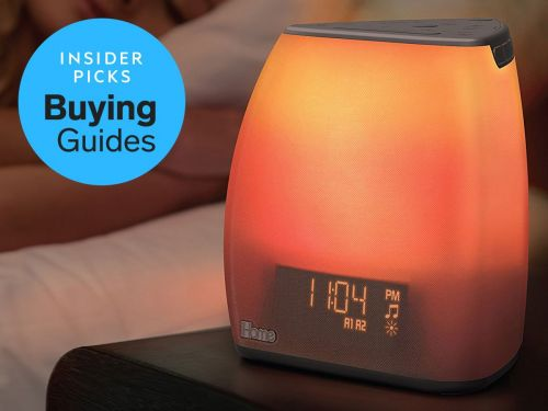The best wake-up light alarm clocks you can buy