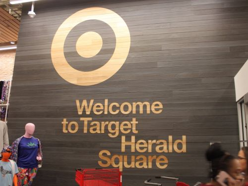 We went to one of Target's new urban stores and saw the company's vision for the future of retail
