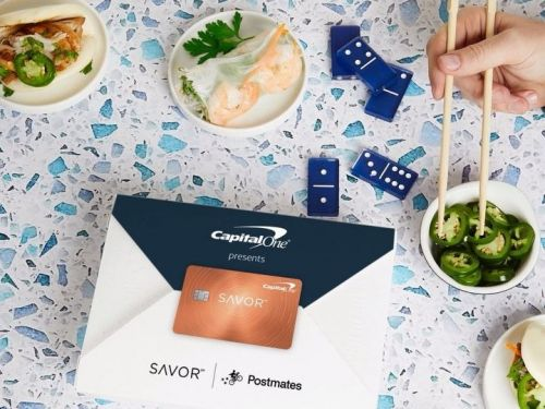 Capital One Savor cardholders can get a free Postmates Unlimited subscription - here's how