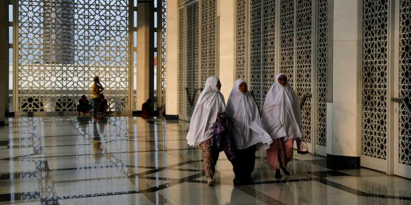 Malaysia publicly caned 2 women for attempting to have lesbian sex