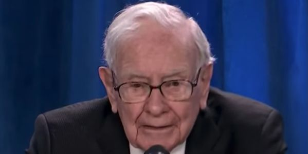 Warren Buffett slammed SPACs, blasted Robinhood, and defended 'big tech' valuations at Berkshire Hathaway's annual meeting. Here are the 23 best quotes