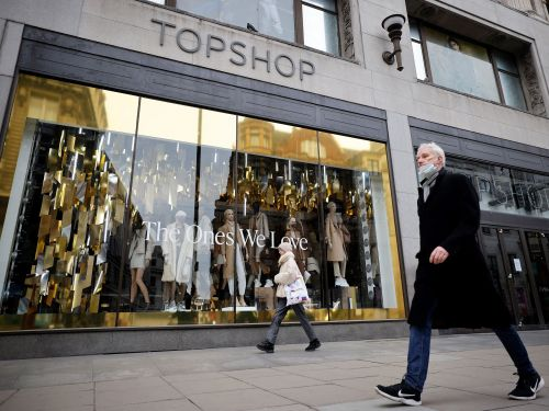 Arcadia, the owner of British brands Topshop and Miss Selfridge, is on the brink of collapse, risking 13,000 jobs