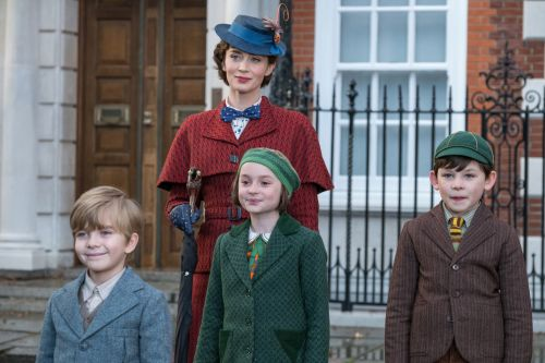 Emily Blunt is excellent in an unnecessary 'Mary Poppins' sequel 54 years later