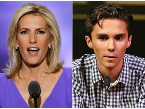 A Parkland shooting survivor is reigniting his war with Laura Ingraham after the Fox News host compared migrant child detention centers to summer camps. Here are the companies he's urging to stop advertising on her show