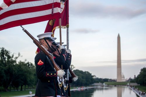 The US Marine Corps turns 243 today - check out these awesome photos of the Devil Dogs in action