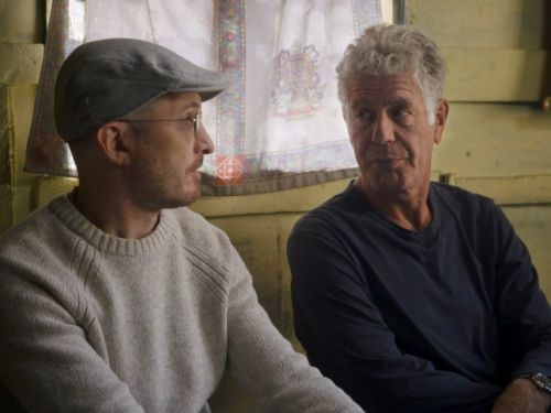 Anthony Bourdain muses about death in the final episode of 'Parts Unknown'