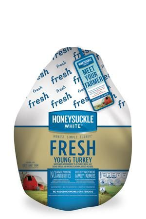 Hormel's Jennie-O will make all of its turkeys traceable to their farms, new level of info for foodies