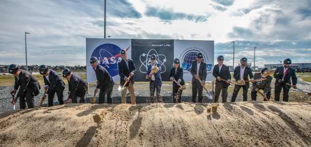 Rocket Lab cuts the ribbon on its US launch facility, with the Air Force as its first customer