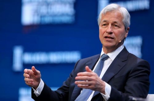 We talked to JPMorgan CEO Jamie Dimon about the bank's $20 billion investment in the US, the economy, and why he won't run for office