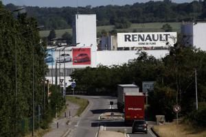 French carmaker Renault to cut 15,000 jobs worldwide