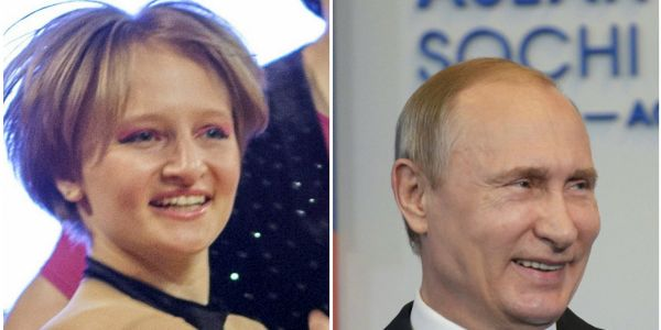 Putin's mysterious daughter, whom he has never publicly acknowledged, made her debut on Russian TV