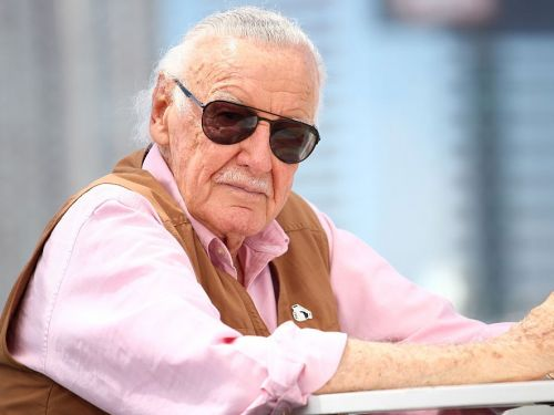 Celebrities react to Marvel creator Stan Lee's death