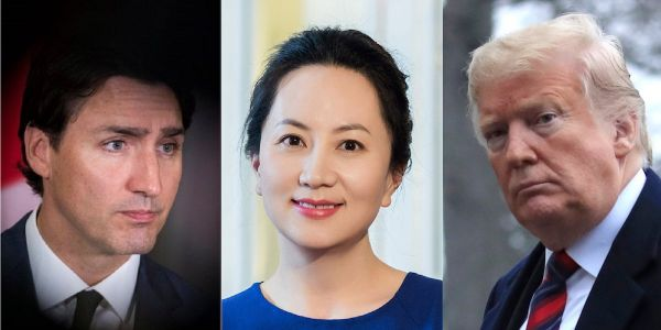 Canada blames US for Huawei CFO arrest backlash that left 2 citizens in Chinese prison and a 3rd on death row