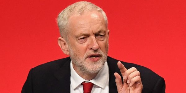 Jeremy Corbyn doubles down on attacks against the 'pernicious' and 'destructive' City of London