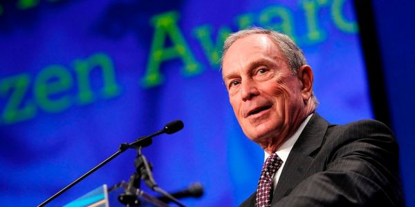 Michael Bloomberg's employees created a book purportedly full of his offensive quotes. Here it is
