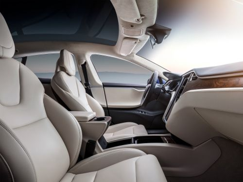 Elon Musk just said Tesla will stop offering 'many' interior options for the Model S and Model X after November 1