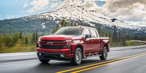 GM is working on an electric Chevrolet Silverado pickup truck