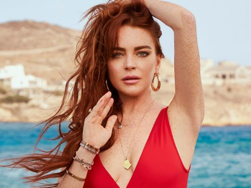 MTV just announced the premiere date for Lindsay Lohan's reality TV show with a video that's as extra as you'd expect