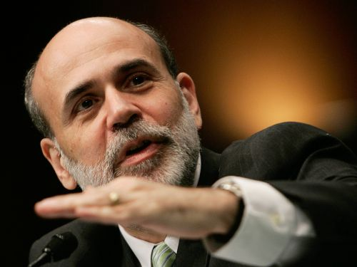 'Wile E. Coyote Is Going to Go Off the Cliff:' Former Fed Chair Bernanke Is Not Optimistic About the U.S. Economy