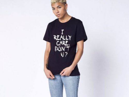 Retailers are selling 'I really care' jackets in response to Melania Trump to raise money for immigrant families - and they've already sold out twice