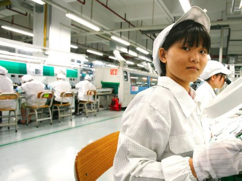 Apple supplier Foxconn said it will stop using illegal intern labour to assemble the iPhone X